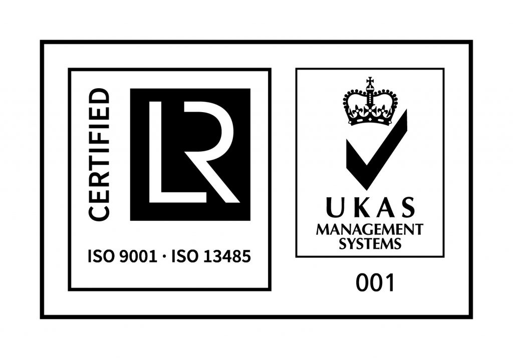 Sercon receive ISO9001 and ISO13485 certification